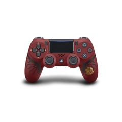 PS4 ワイヤレスコントローラー(DUALSHOCK4)MONSTER HUNTER: WORLD LIOLAEUS EDITION