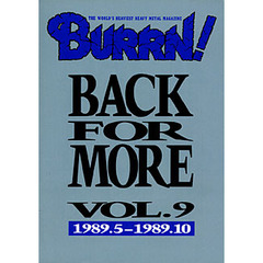 Back for more Vol.9 1989.5-1989.10