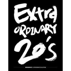 EXTRAORDINARY 20'S (PHOTOBOOK)(輸入盤)