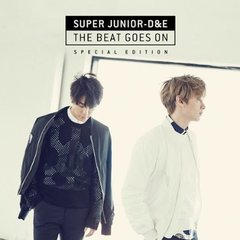 SUPER JUNIOR DONGHAE & EUNHYUK/BEAT GOES ON (SPECIAL EDITION)(輸入盤)