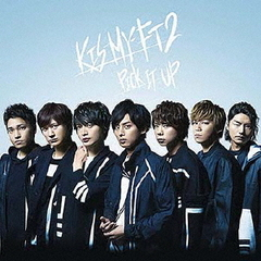 Kis-My-Ft2/PICK IT UP(通常盤)