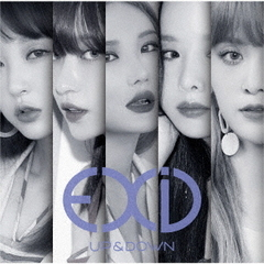 EXID/UP&DOWN[JAPANESE VERSION](初回限定盤B)
