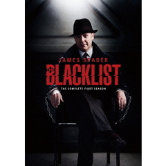 ブラックリスト SEASON 1 COMPLETE BOX(DVD)