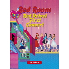 "Red Velvet/Red Velvet 1st Concert ""Red Room"" in JAPAN"