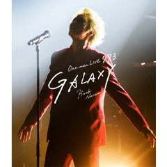 "七海ひろき/One-man LIVE 773 ""GALAXY""(Blu-ray)"