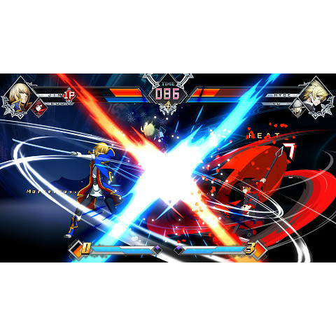 Nintendo Switch BLAZBLUE CROSS TAG BATTLE