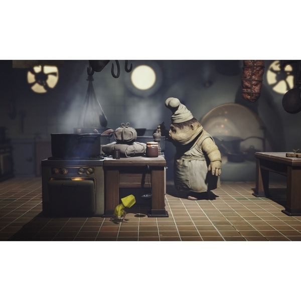 PS4 LITTLE NIGHTMARES-リトルナイトメア- Deluxe Edition
