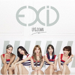 EXID/UP&DOWN[JAPANESE VERSION]