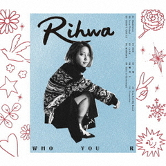 WHO YOU R(初回盤)