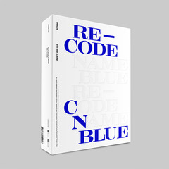 CNBLUE/8TH MINI ALBUM : RE-CODE (STANDARD VER.)(輸入盤)