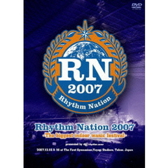 Rhythm Nation 2007 -The biggest indoor music festival-