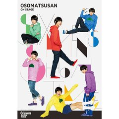 おそ松さん on STAGE ~SIX MEN'S SHOW TIME~(Blu-ray Disc)