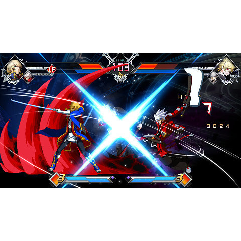 Nintendo Switch BLAZBLUE CROSS TAG BATTLE LIMITED BOX