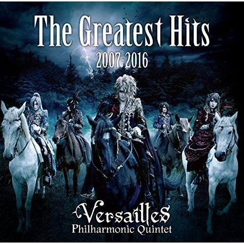 Versailles/The Greatest Hits 2007-2016(初回限定盤)