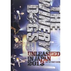 ザ・ワイナリー・ドッグス/THE WINERY DOGS - UNLEASHED IN JAPAN 2013