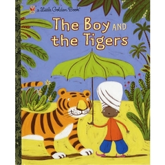 【洋書】Boy and the Tigers