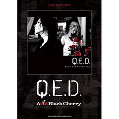 楽譜 AcidBlackCherry/Q