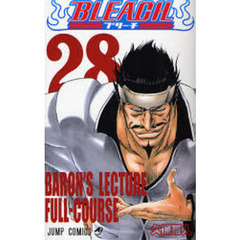 BLEACH 28 BARON'S LECTURE FULL-COURSE