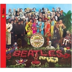 【輸入盤】ビートルズ/SGT PEPPER'S LONELY HEARTS CLUB BAND (REMASTER)