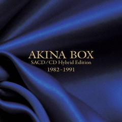 AKINA BOX - SACD/CD Hybrid Edition(ハイブリッドCD)