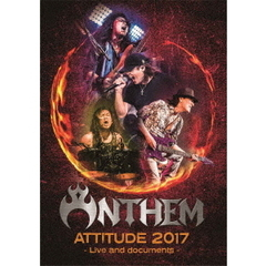 ANTHEM/ATTITUDE 2017 - Live and documents - 初回生産限定版(Blu-ray Disc)