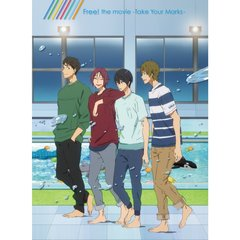 特別版 Free! -Take Your Marks- <台本付数量限定版><セブンネット限定特典L版ブロマイド付き>(Blu-ray Disc)