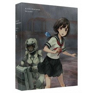 A.I.C.O. Incarnation Blu-ray BOX 1 特装限定版(Blu-ray Disc)