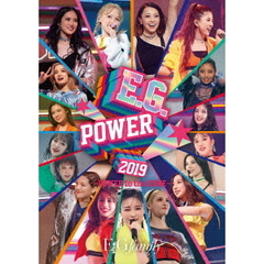 E.G.family/E.G.POWER 2019 ~POWER to the DOME~ 初回生産限定盤(Blu-ray Disc)