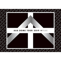 AAA/AAA DOME TOUR 2019 +PLUS Blu-ray 2枚組<メーカー特典ポスター付き>(Blu-ray)