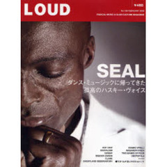 LOUD RADICAL MUSIC & CLUB CULTURE MAGAZINE No.158(2008FEBRUARY) SEAL/HOT CHIP
