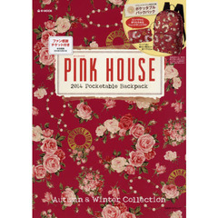 PINK HOUSE 2014 Pocketable Backpack