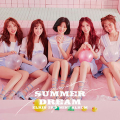 ELRIS/3RD MINI ALBUM : SUMMER DREAM(輸入盤)