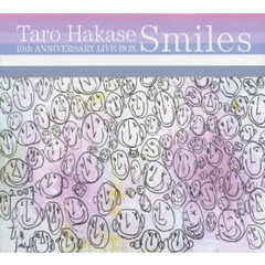 葉加瀬太郎/10th ANNIVERSARY LIVE BOX~Smiles <5000セット限定生産盤>