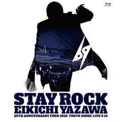 矢沢永吉/STAY ROCK   EIKICHI YAZAWA 69TH ANNIVERSARY TOUR 2018<セブンネット限定特典オリジナルコインケース付き>(Blu-ray Disc)