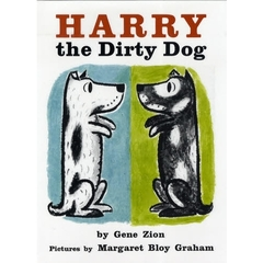 【洋書】Harry the Dirty Dog