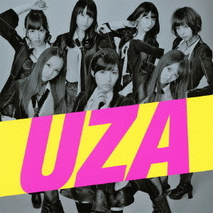 AKB48/UZA(通常盤Type-K/CD+DVD)
