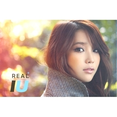 IU/MINI PLUS ALBUM : REAL+(輸入盤)