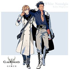 Claw Knights「White Nostalgia」初回限定盤C