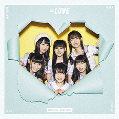 =LOVE/タイトル未定(TYPE-A/CD+DVD)