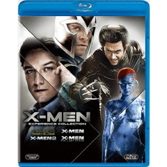 X-MEN ブルーレイBOX <4枚組 『X-MEN:フューチャー&パスト』劇場公開記念/初回生産限定>(Blu-ray Disc)