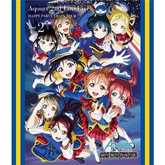 Aqours/ラブライブ!サンシャイン!! Aqours 2nd LoveLive! HAPPY PARTY TRAIN TOUR Blu-ray 【埼玉公演 Day 2】(Blu-ray Disc)