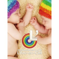 L'Arc~en~Ciel/25th L'Anniversary LIVE<初回生産限定盤2BD>(Blu-ray Disc)