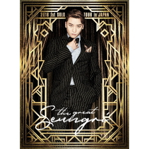 V.I (from BIGBANG)/SEUNGRI 2018 1ST SOLO TOUR [THE GREAT SEUNGRI] IN JAPAN 初回生産限定盤