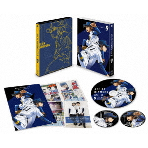 ダイヤのA actII Blu-ray Vol.9(Blu-ray Disc)