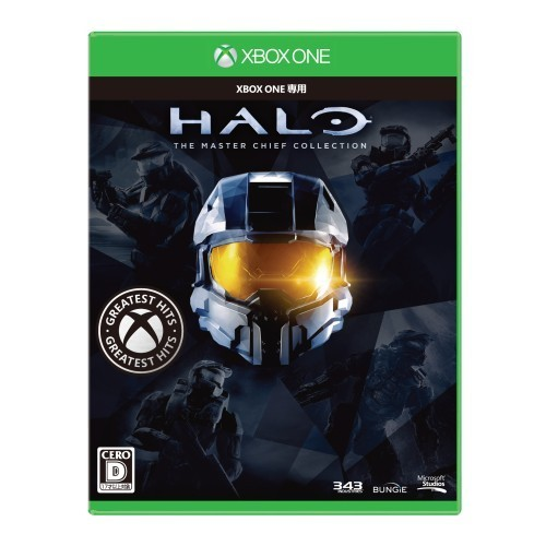 XboxOne Halo: The Master Chief Collection Greatest Hits