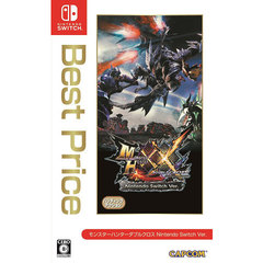 Nintendo Switch モンスターハンターダブルクロス Nintendo Switch Ver. Best Price