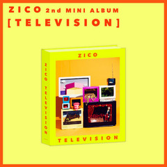 ZICO (BLOCK B)/2ND MINI ALBUM : TELEVISION(輸入盤)