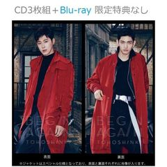 東方神起/FINE COLLECTION?Begin Again?【ALBUM3枚組+Blu-ray<初回生産限定盤>】(限定特典なし)