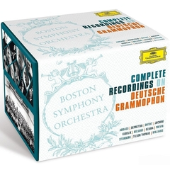 BOSTON SYMPHONY ORCHESTRA/BSO COMP RECORDINGS ON DG(輸入盤)