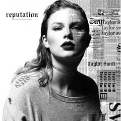 【輸入盤】TAYLOR SWIFT / REPUTATION